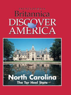 cover image of North Carolina: The Tar Heel State