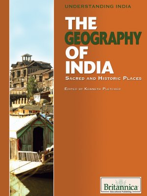 cover image of The Geography of India