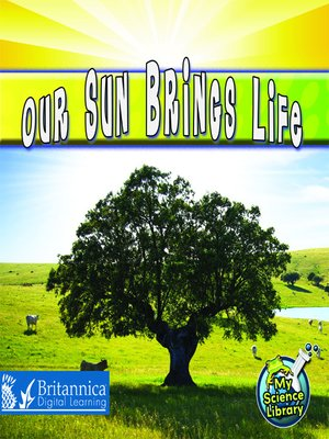 cover image of Our Sun Brings Life