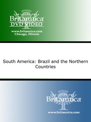 cover image of South America: Brazil and the Northern Countries