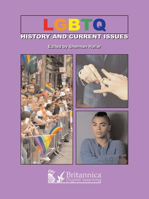 cover image of LGBTQ History and Current Issues