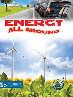 cover image of Energy All Around