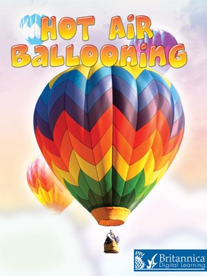 cover image of Hot Air Ballooning