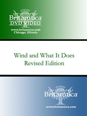 cover image of Wind and What It Does