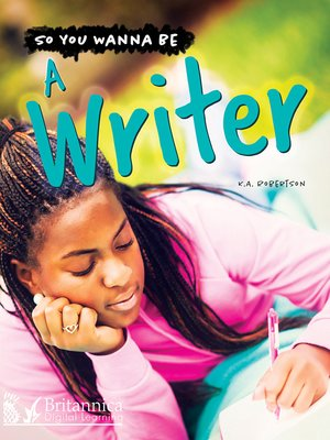 cover image of A Writer
