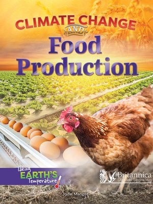 cover image of Climate Change and Food Production