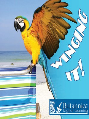 cover image of Winging It!