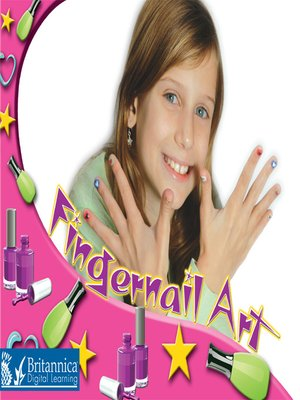 cover image of Fingernail Art