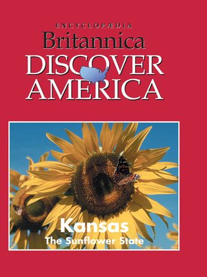cover image of Kansas: The Sunflower State