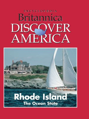 cover image of Rhode Island: The Ocean State