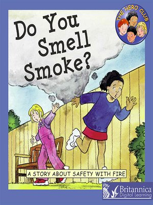 cover image of Do You Smell Smoke?
