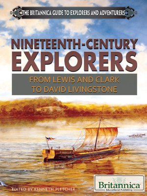 cover image of Nineteenth-Century Explorers