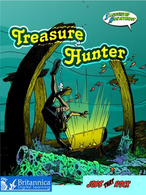 cover image of Treasure Hunter