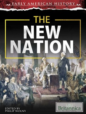 cover image of The New Nation