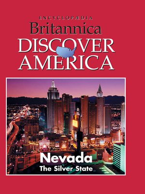 cover image of Nevada: The Silver State