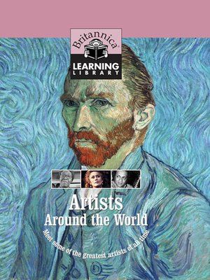 cover image of Artists Around the World