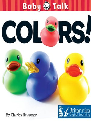 cover image of Colors!