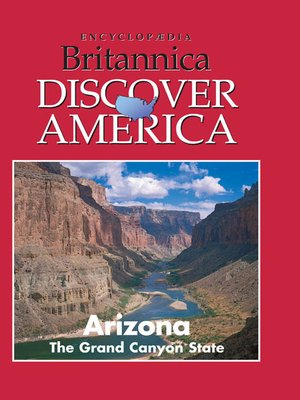 cover image of Arizona:  The Grand Canyon State