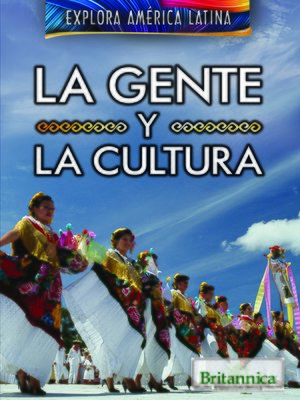 cover image of La gente y la cultura (The People and Culture of Latin America)