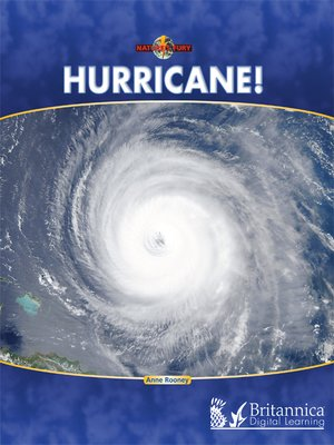 cover image of Hurricane!