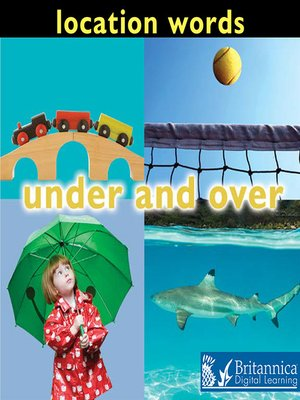 cover image of Location Words: Under and Over