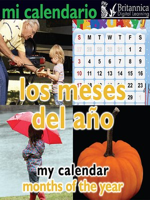 cover image of Mi calendario