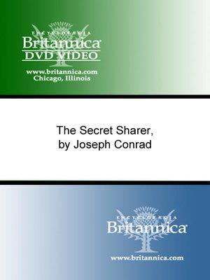 cover image of The Secret Sharer, by Joseph Conrad