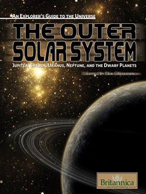 cover image of The Outer Solar System