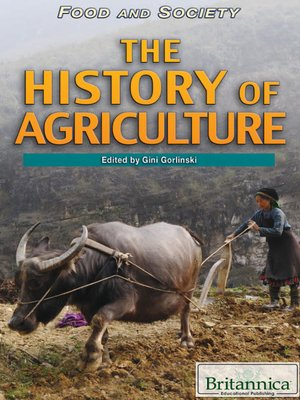 cover image of The History of Agriculture