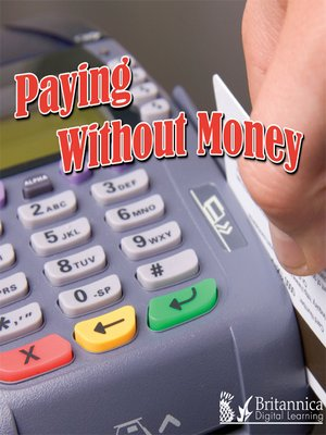 cover image of Paying Without Money