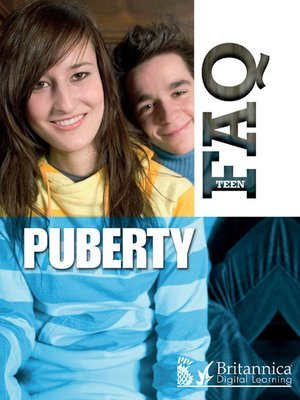 cover image of Puberty