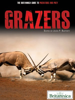 cover image of Grazers