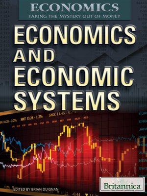 cover image of Economics and Economic Systems