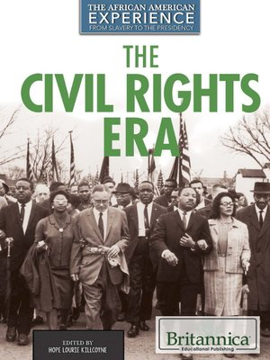 cover image of The Civil Rights Era