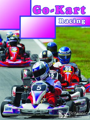 cover image of Go-Kart Racing