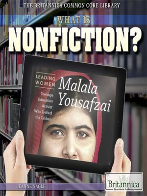 cover image of What Is Nonfiction?