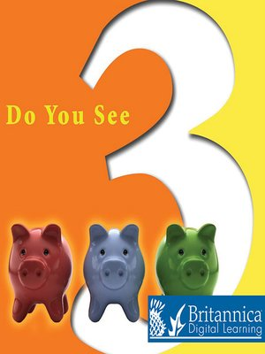 cover image of Do You See 3?