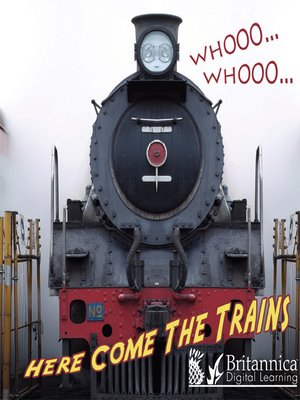 cover image of Whooo, Whooo... Here Come the Trains