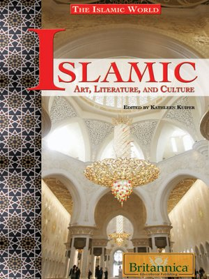 cover image of Islamic Art, Literature, and Culture
