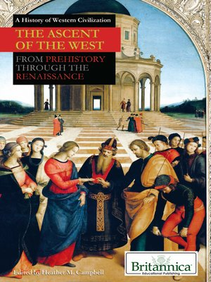 cover image of The Ascent of the West