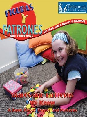 cover image of Figuras y patrones que conocemos