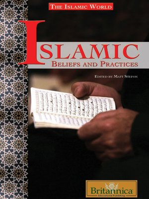cover image of Islamic Beliefs and Practices