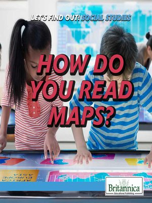 cover image of How Do You Read Maps?