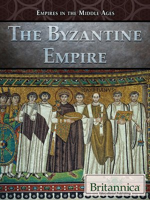 cover image of The Byzantine Empire