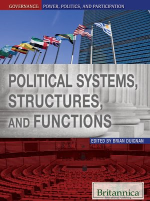 cover image of Political Systems, Structures, and Functions