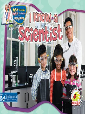 cover image of I Know a Scientist