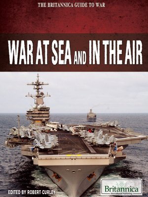 cover image of War at Sea and in the Air
