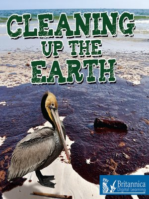 cover image of Cleaning Up the Earth