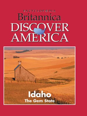 cover image of Idaho: The Gem State