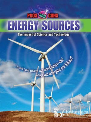 cover image of Energy Sources